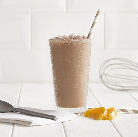 Obrázek z Čokoládovo-pomerančový koktejl