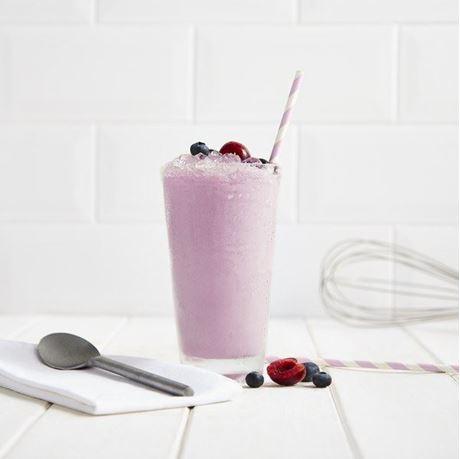 Obrázek z Třešňovo-malinový koktejl
