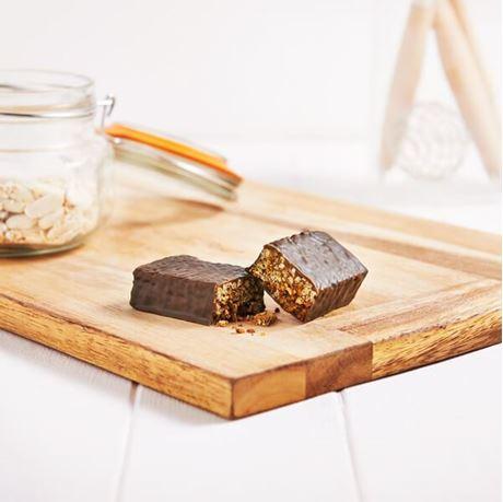 Obrázek z Čokoládovo-karamelová tyčinka