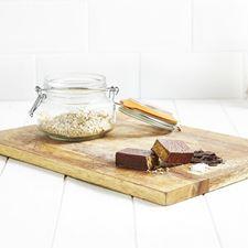 Obrázek Čokoládovo-kokosová tyčinka