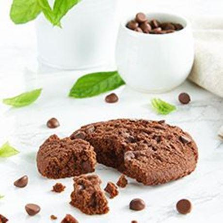 Obrázek z Čokoládovo-mátová sušenka