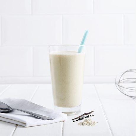 Obrázek z Vanilkové low sugar smoothie