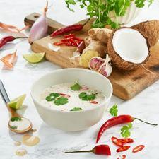 Obrázek Thajská kuřecí polévka – Red Thai