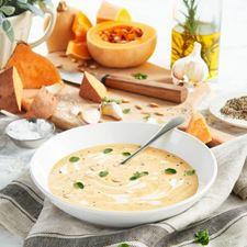 Obrázek Dýňovo-bramborová polévka