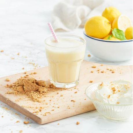 Obrázek z Citronový cheesecake – koktejl