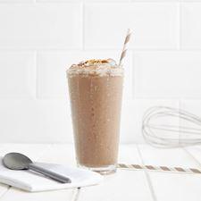 Obrázek Karamelové latte – koktejl