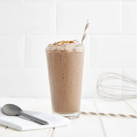 Obrázek z Karamelové latte – koktejl